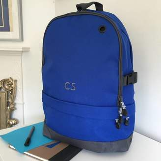 Big Stitch Personalised Backpack
