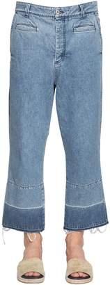Loewe Fisherman Cotton Denim Jeans