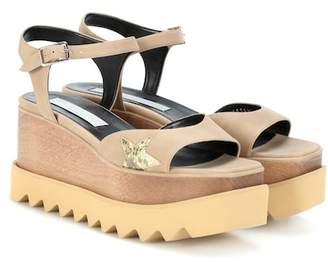 Stella McCartney Vegan Flatform Sandals cheap footlocker pictures clearance tumblr prices online TyPBgv