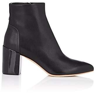 Zero Maria Cornejo Women's Cara Leather Ankle Boots