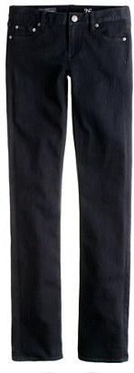 J.Crew Matchstick jean in pitch black wash