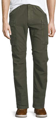 Frame Army Straight-Leg Cargo Pants