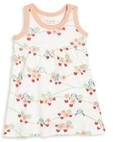 Sapling Baby Girl's Organic Cotton Nature Dress
