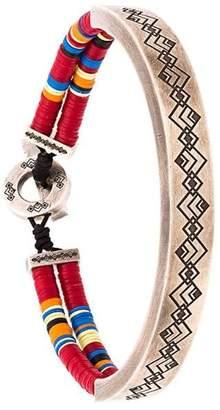 M. Cohen engraved bracelet