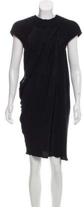Bottega Veneta Paneled Sleeveless Dress