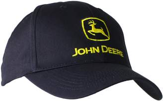 John Deere Embroidered Logo 'Quality Integrity & Innovation' Baseball Hat - One-Size - Men's