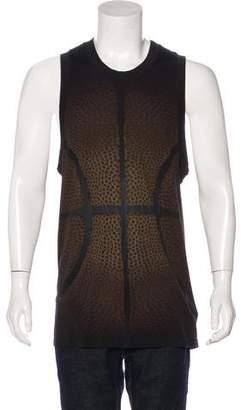 Givenchy Basketball Print Tank Top w/ Tags