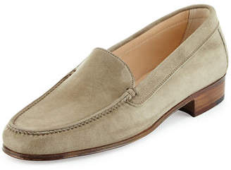 Gravati Suede Venetian Loafer