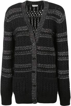 Saint Laurent Knitted Cardigan