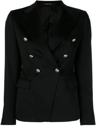 Tagliatore Alicya double-breasted blazer