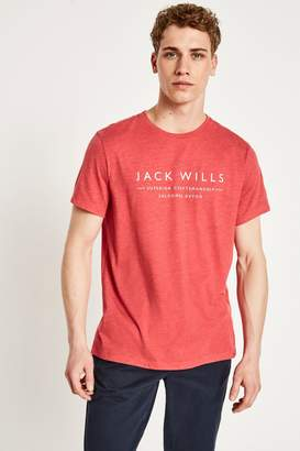 Jack Wills Westmore Graphic T-Shirt