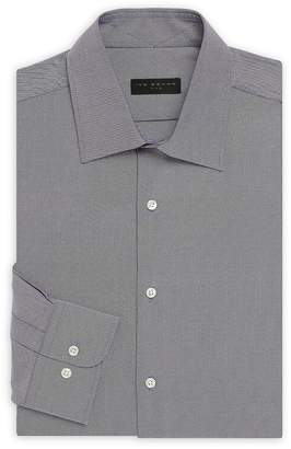 Ike Behar IKE by Men's Regular-Fit Pinstriped Dress Shirt