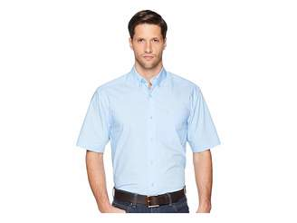 Ariat Solid Poplin Short Sleeve Shirt