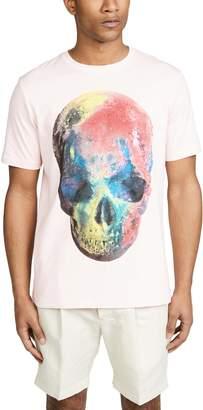 Paul Smith Multicolor Skull T-shirt