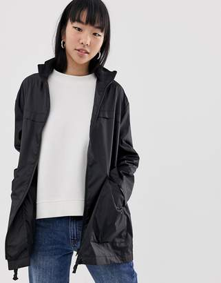Asos Design DESIGN pac a mac jacket