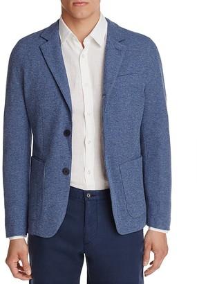 BOSS T-Nedd Birdseye Knit Slim Fit Sport Coat $795 thestylecure.com