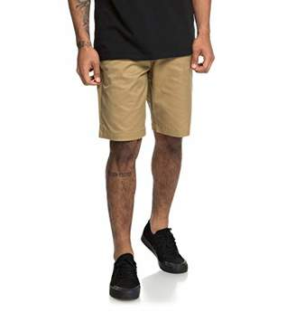 DC Men's Worker Straight 20.5 Walk Shorts