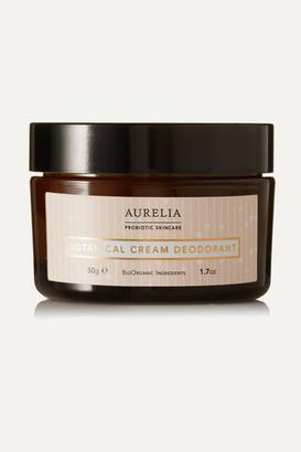 Aurelia Probiotic Skincare Botanical Cream Deodorant, 50g