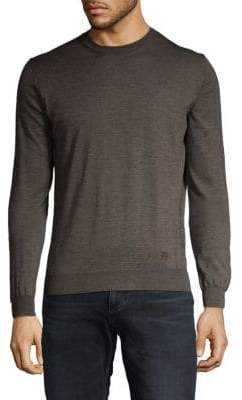 Corneliani Crewneck Wool Sweater