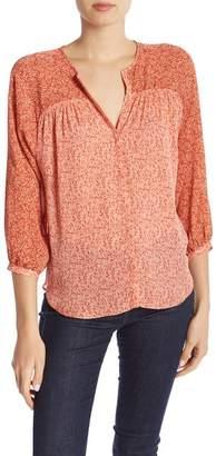 Joie Jafeth Silk Shirt