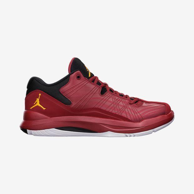 Nike Jordan Aero Mania Low Men's Basketball Shoe