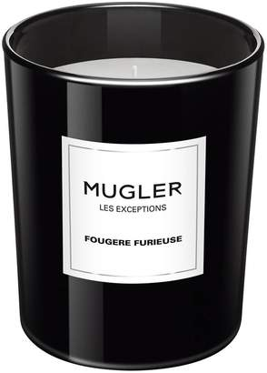 Thierry Mugler Les Exceptions Fougere Furieuse Candle