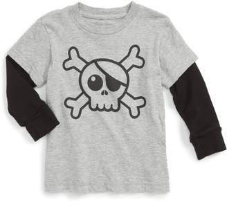 Nununu Skull Graphic T-Shirt