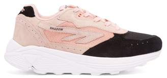 Hi Tec Hts74 Hi-tec Hts74 - Hts Silver Shadow Rgs Low Top Trainers - Mens - Black Pink