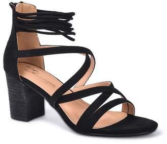 Vintage Havana Kim Strappy Heeled Sandal