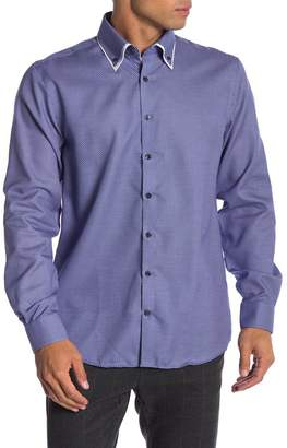 Lindbergh Long Sleeve Double Collar Regular Fit Shirt
