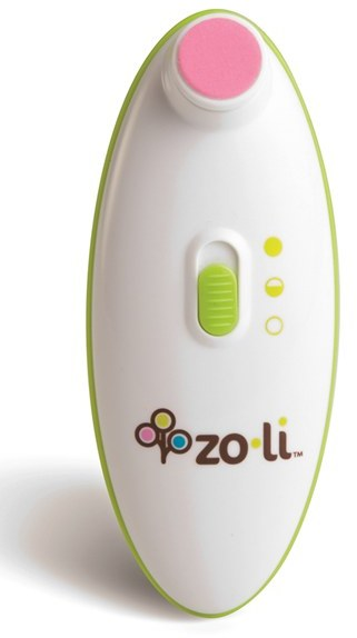 Zoli 'Buzz B.(TM)' Electric Nail Trimmer