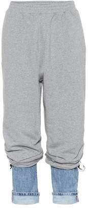 Y/Project Cotton trackpants
