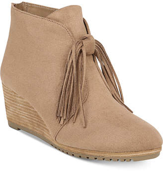 Dr. Scholl's Classify Wedge Booties Women's Shoes