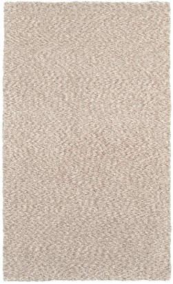 "Oriental Weavers Heavenly Shag 73401 Tan/Tan 6'6"" x 9'6"" Area Rug"
