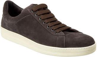 Tom Ford Suede Sneaker