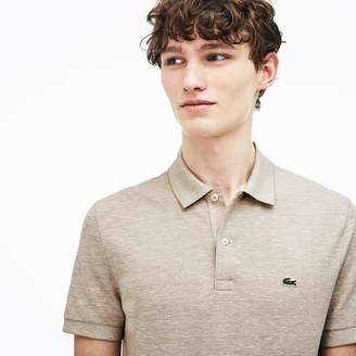 Lacoste Men's Regular Fit Caviar Pique Polo