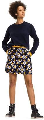 Tommy Hilfiger Floral Dot Skirt