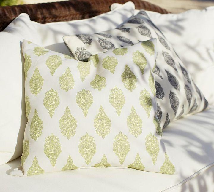 Palace Outdoor Pillow