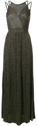 M Missoni long pleated dress