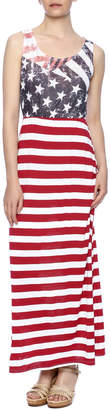 Papermoon Flag Maxi Dress