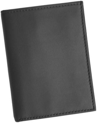Royce Leather Royce New York Men's Leather Flip Credit Card Wallet