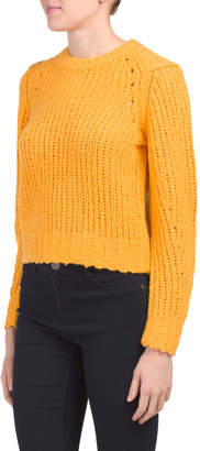 Merino Wool Arizona Crew Neck Sweater