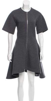 Christian Dior Virgin Wool Mini Dress