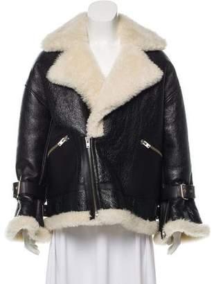IRO Digby Shearling Jacket