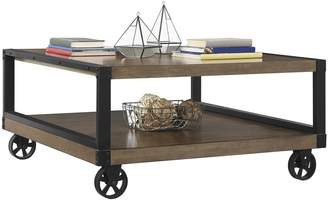 Altra Wade Rolling Coffee Table