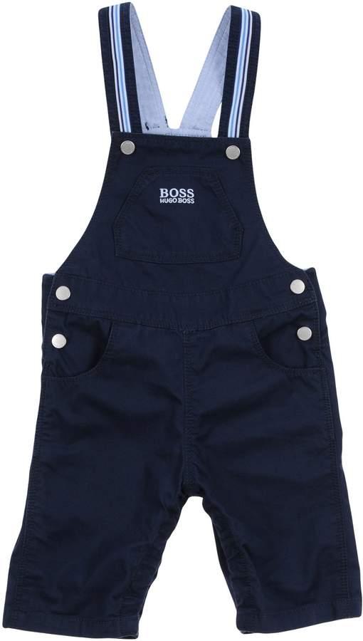 BOSS Baby overalls