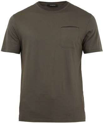 Ermenegildo Zegna Crew-neck cotton T-shirt