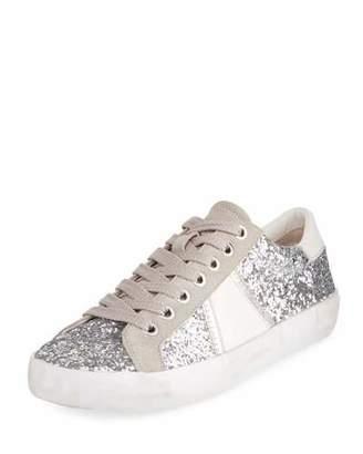 Sam Edelman Baylee Glitter Metallic Sneaker