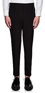 Prada Men's Tech-Twill Slim Trousers - Black