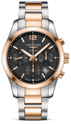 Longines Conquest Classic Chronograph, 41mm